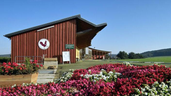 9-Loch-Anlage Golfpark Gut Hühnerhof