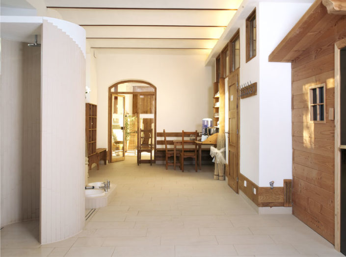 Sauna & Wellness Gut Hühnerhof