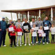 Feriencamp Sommer 2017 Golfschule Gut Hühnerhof