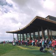 Mühlheimer Chapman-Vierer Golfpark Gut Hühnerhof