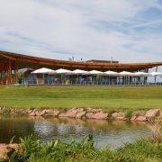 Golfplatz am Heckers
