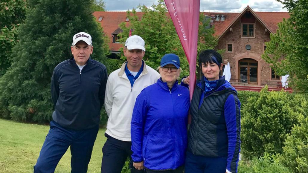 Golferlebnistag-Team Golfpark Gut Hühnerhof
