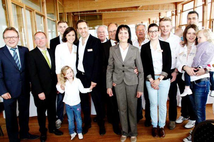 2014 Eröffnung Clubhaus 18-Loch-Platz Gut Hühnerhof