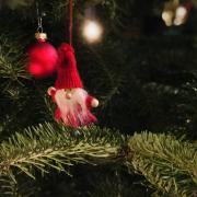 Weihnachtsbaum Café