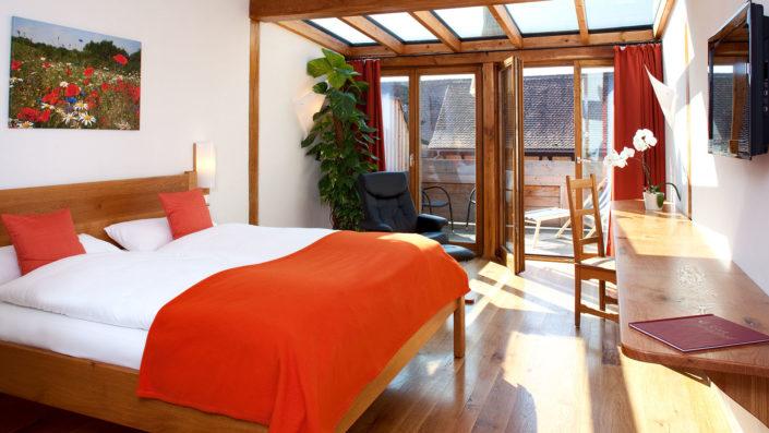Doppelzimmer Hotel Gut Hühnerhof